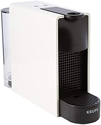 Krups Essenza Mini - Nespresso (1200 W), color negro Essenza, Mini Blanco: Amazon.es: Hogar