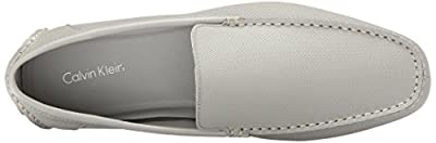 Calvin Klein Men's Miguel Diamond Perf Slip-On Loafer