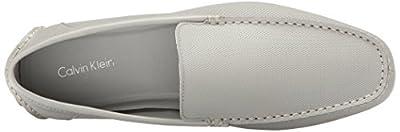 Calvin Klein Men's Miguel Diamond Perf Slip-On Loafer