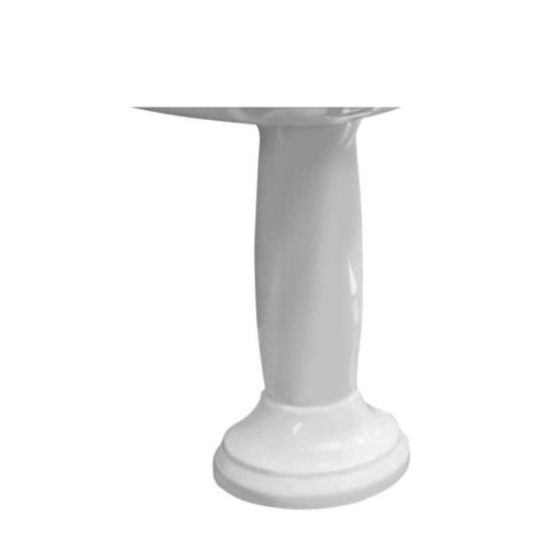 Porcher 21030-00.001 Archive Pedestal Leg Only, - Toilet Archive