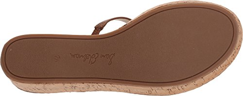 with paypal cheap online for cheap Sam Edelman Women's Rasha Wedge Sandal Luggage Vaquero Saddle Leather free shipping low cost from china online perfect for sale G8rKbK
