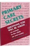 Primary Care Secrets (The Secrets Series)