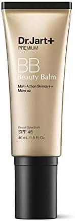 Dr. Jart+ Premium Beauty Balm SPF 45, No. 1 Light – Medium, 1.5 Ounce