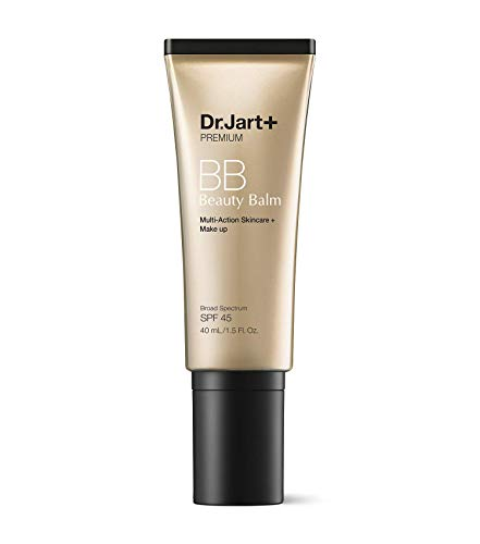 Dr. Jart+ Premium Beauty Balm SPF 45, No. 1 Light - Medium, 1.5 Ounce (Best Bb Cream Review)