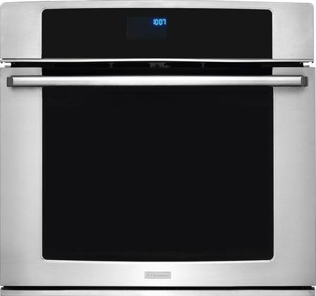 Electrolux EW30EW55PS 30'' Electric Single Wall Oven with 4.8 cu. ft. Capacity Convection PerfectConvect3 System Self-Clean Wave-Touch Controls and Luxury-Design Halogen Lighting in Stainless by Electrolux