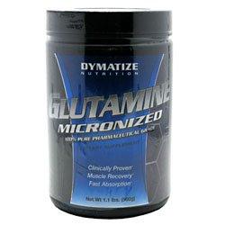 Dymatize Micronized Glutamine 1.1 lbs (500 g)