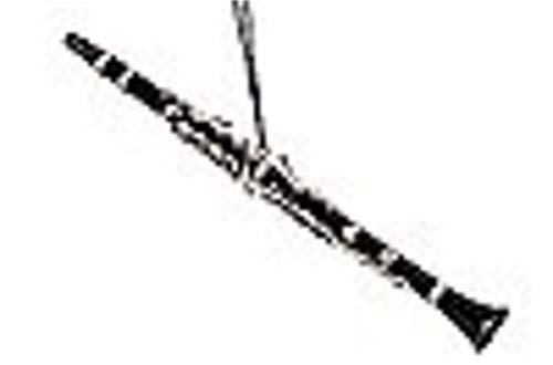 Aim Music Mini Clarinet Ornament- 6-5