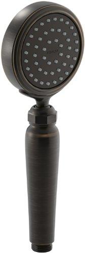 (KOHLER K-72776-2BZ Artifacts Single-function 2.0 gpm handshower, Oil-Rubbed)