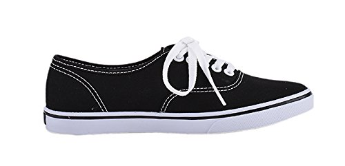 Vans AUTHENTIC Lo Pro BlackWhite Classic uomo scarpe