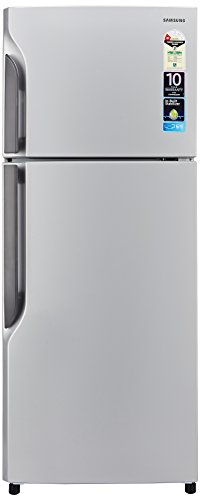 Samsung RT26H3000SE Double-door Refrigerator (255 Ltrs, 1 Star Rating, Silver)