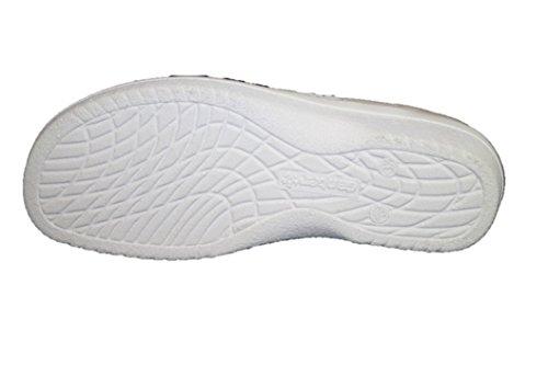 Ganter , Chaussures de ville à lacets pour femme Blanc porzelan/weiß 36