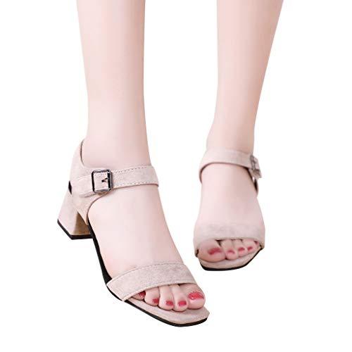 Sandals femmes Veyikdg Ballerines Beige pour 0xRYZTwZq
