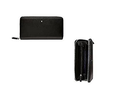 Original BMW Mont Blanc for BMW Monedero Cartera Horizontal ...