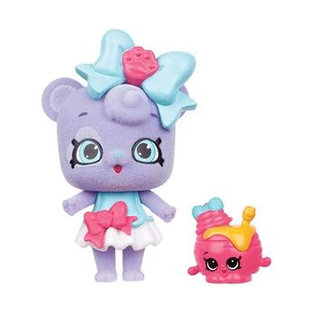 d10e9f3fded9 80%OFF Shopkins Wild Style Kitty Crumbles Shoppet and Camilla Cat ...