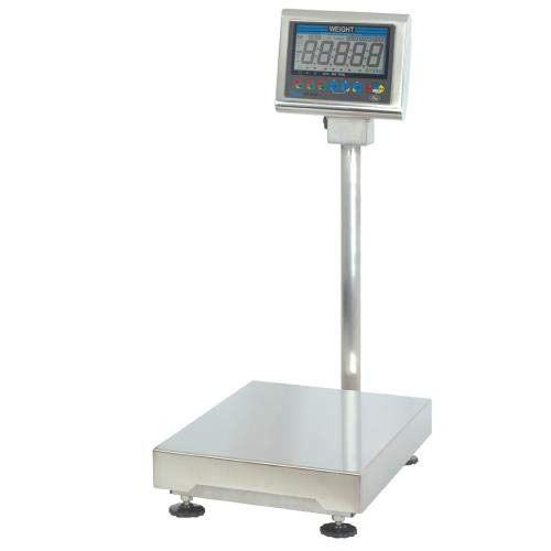 Scale Digital Bench Washdown - Yamato, DP-6700-60, Digital Washdown Bench Scale, 60 lb x 0.02 lb, NTEP