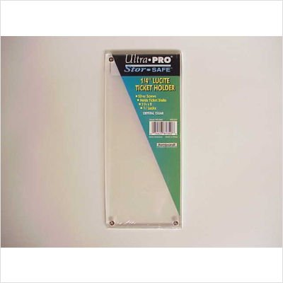 (SP Images SF81340 Lucite Ticket Holder)