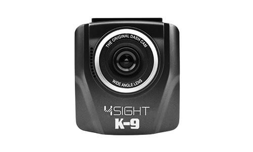 Dashboard Cam 4SK9 2.4 inch LCD screen Dash Cam, Full-hd video 1080p , 120 degree camera angle, Built-In 3 Axis G-Sensor and motion sensor, audio recording (Black)