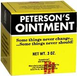 Petersons Ointment 3 Ounces