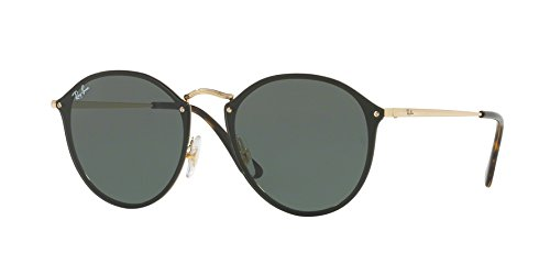 Ray-Ban-Blaze-Round-RB3574N-00171-Sunglasses