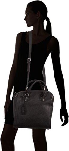 POON Switzerland Damen Handtasche & Schultertasche Schwarz sqQoVAK