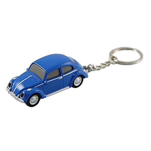 Classic Beetle (Volkswagen VW Classic Beetle Light Keychain (Blue))