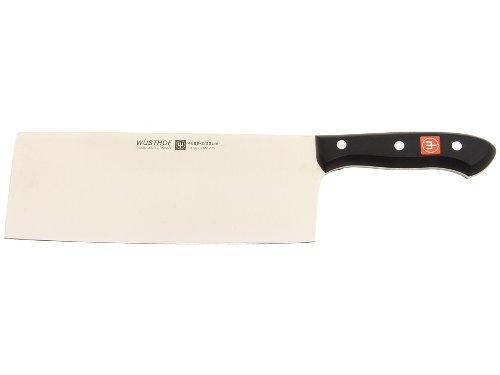Wusthof GOURMET Heavy Chinese Cleaver - 4688-2 Cutlery - Black