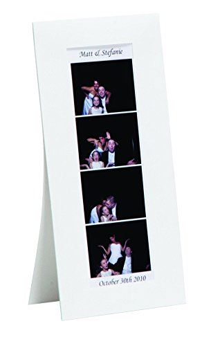 Photo Strip Photo Booth Easels - Pack of 100 (2