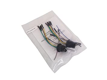 AUDI A4 B5 5-PIN ROUND PLUG TO 8-PIN D-CONNECTOR CONVERSION WIRING