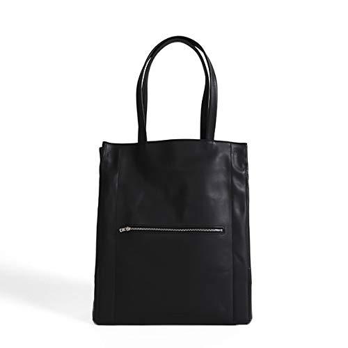 [エドロバートジャドソン] レザー トートバッグ クラッチバッグ PARCEL レザーバッグ (メンズ レディース) B07RFP593F Black(05) One Size