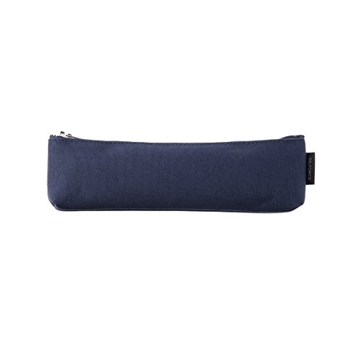 Marek Pencil Case Simple Cotton School Pen Bag Pencil Pouch