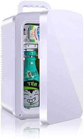 カー冷蔵庫10Lポータブルシングルドア小型冷蔵庫ホームデュアル目的冷凍ダブル12V / 220V
