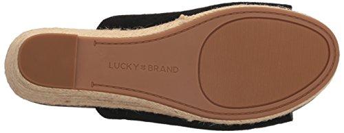 Brand Black Women's Lucky Jemya Sandal dPnUx4Zq