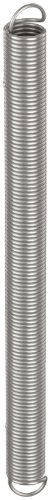 - Extension Spring, 316 Stainless Steel, Inch, 0.36