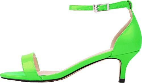 Salabobo - Zapatos de tacón  mujer Verde