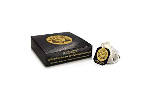 MARIAGE FRERES. Blanc and Rose Tea, 30 Tea Bags 75g (1 Pack) Seller Product Id MR12RA5S - USA Stock