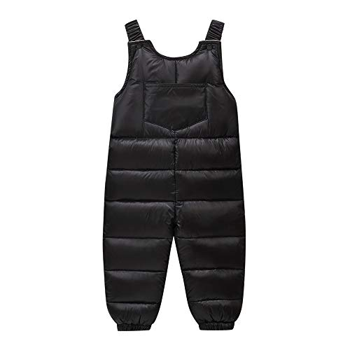 VEKDONE Baby/Infant/Toddler Chest High Insulated Snow Bib Overalls Best Snowsuit -