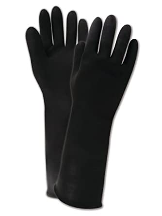 40 mil thick latex gloves