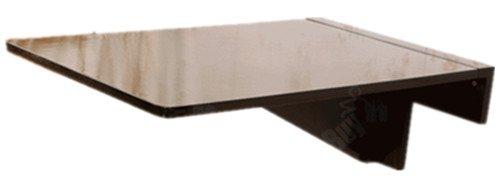Tavolo Da Muro Pieghevole.Sobuy Tavolo Da Muro Pieghevole In Legno 70 45cm Nero Fwt04 Sch It