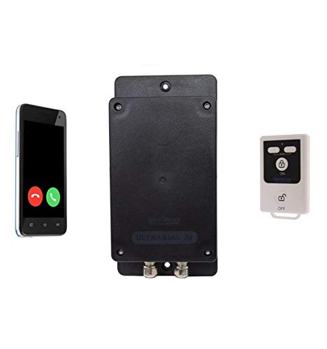Remote Location Battery 3G GSM Ultradial Silent SOS Alarm (Sim Card)