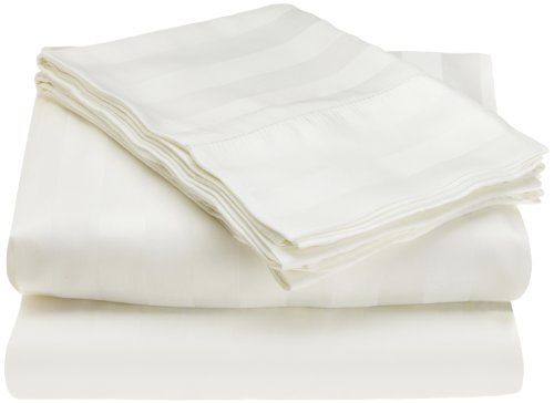 Tuscany Fine Linens (Tuscany Fine Linens Livorno 100-Percent Beechwood Modal King Sheet Set, White)