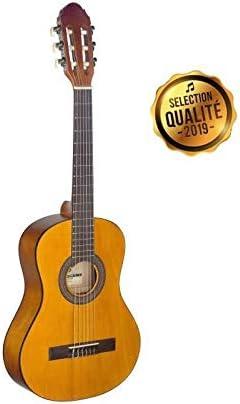 Stagg C410 M Nat C410 Guitarra Clásica (Tamaño 1/2, Color Natural ...