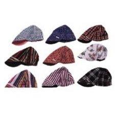 Comeaux Caps 118-1000-7-5/8 Deep Round Crown Caps, 7 5/8