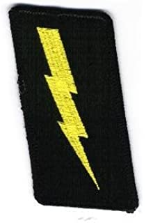 d8a07f51492 New York Knights Lightning Bolt Patch from The Natural Movie Fully  Embroidered