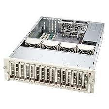 SUPERMICRO CSE-933E1-R760B SUPERMICRO CSE-933E1-R760B 3U BLACK 14 1 HOT SWAP SAS SATA 760W (CSE933E1R760B) by Others