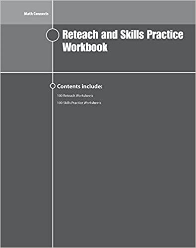 Math Connects Reteach And Skills Practice