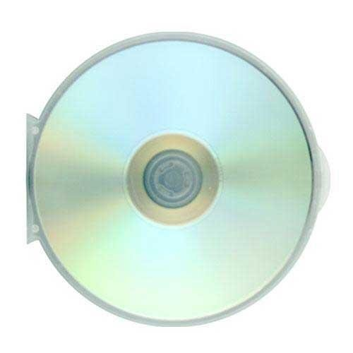 5mm Clear Clam Shell CD/DVD Cases 400 Pack Clear Clamshell Cd / Dvd