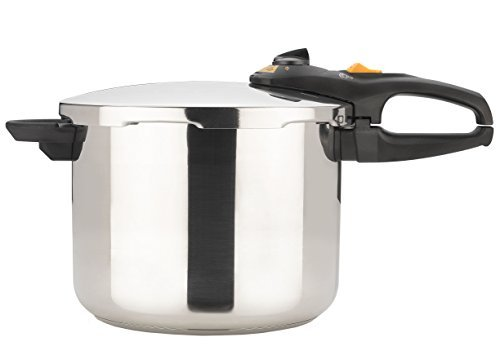 Fagor 8 Quart Stainless Steel Pressure Steamer product image
