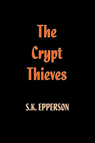 book cover of The Crypt Thieves