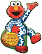 Elmo Halloween Super Shape 30