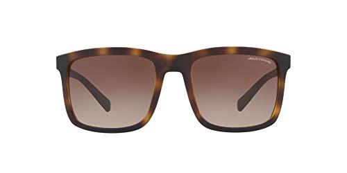sol hombre inyectadas A Gafas de Exchange X Armani Hombres para SYwSO7q